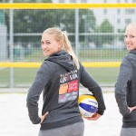 Beachvolleyball Team Leonie Welsch & Lisa Arnholdt