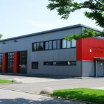 Neubau Feuerwehrhaus, Hirrlingen (2010)