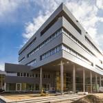 Neubau Verwaltung Hartmetall-Werkzeugfabrik Paul Horn GmbH, Tübingen (2015/2016), Foto: N. Sauermann