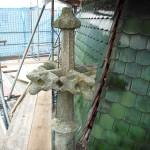 Turmsanierung St. Moriz, Rottenburg a.N. (2008)
