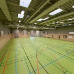 Sporthalle St. Klara, Rottenburg a.N. (2012/2013)