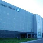Neubau Parkhaus Endress+Hauser SE+Co. KG, Maulburg (2016/2017)